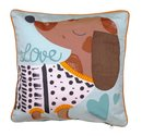 Kussen-Ulster Weavers-PUPPY-LOVE-2 zijdig-hond