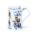 DUNOON-beker-mok-How to ride a BIKE-fietsen-cotswold-crossfiets-wielrenner-biker-sport-330ml.