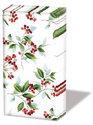 papieren-zakdoekjes-Ambiente-p/10-WINTER-FOLIAGE-Kerstgroen-rode-bessen