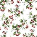 Papieren-servetten-Ambiente-p/20-Kerst-WINTER-FOLIAGE-Kersttak-bessen-33x33cm-lunch-diner-33310505