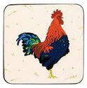 Ulster_Weavers-onderzetters-haan-rooster