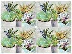 Pimpernel-hittebestendige-placemats-set/4-Large-SUCCULENTS-Vetplanten