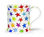 Dunoon-beker-mok-bedazzled-starburst-giftbox-gekleurde-sterren