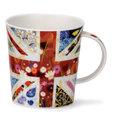 beker-mok-vlag-britse-olympiade-flag-olympics-lomond-veldbloemen