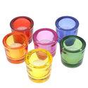 sfeerlicht-set/6-theelicht-tealight-glas-geel-groen-blauw-rood-oranje-pink