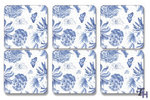 Onderzetters-Pimpernel-Botanic-Blue-set/6