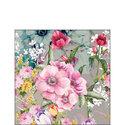 Ambiente-papieren-servet-paper-napkin-MEGHAN-flower-25x25cm-bloemen