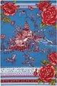 theedoeken-katoen-Willow-Oriental-TT-gift-Ulster-Weavers