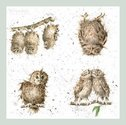 papieren-servetten-Wrendale-OWL-uil-25x25cm-design-Hannah_Dale-K014