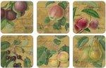 Pimpernel-onderzetters-melamine-kurk-p/6-hookers-fruit-goud-geel