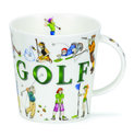 Cairngorm-XL-beker-mok-Sporting-Antics-GOLF-spelers-tekst-480ml